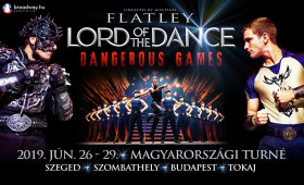 Arena Savaria - Flatley: LORD OF THE DANCE 2019 - DANGEROUS GAMES