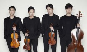 Budapest Music Center - Novus String Quartet
