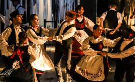 Hagyományok Háza - Határon túli magyar táncegyüttesek előadása - Maros Művészegyüttes: Újraélt figurák