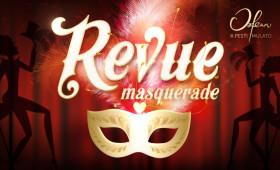 Orfeum Club - Koncert + Tapas Tál: Revü Masquerade