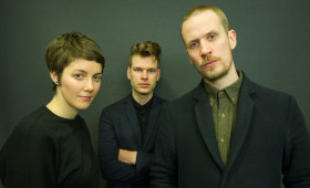 Budapest Music Center - Kaja Draksler – Petter Eldh – Christian Lillinger: Punkt.Vrt.Plastik