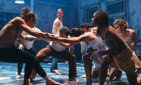 Nemzeti Táncszínház - Credo • Szegedi Kortárs Balett