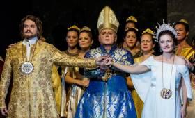 Erkel Színház - István, a király