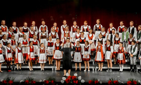 Klebelsberg Kultúrkúria - A Marosszéki Ifjúsági Kórus koncertje