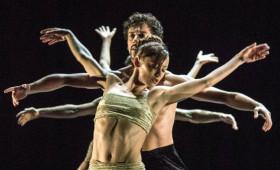 UP Újpesti Rendezvénytér - Vidéki Színházak Fesztiválja -Naplemente és Zárt függönyök - Székesfehérvári Balett Színház előadása