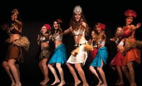 K11 Művészeti és Kulturális Központ - MANAHITI tánccsoport: Békekötés