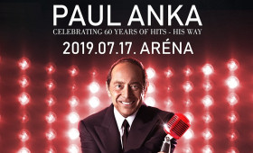 Papp László Budapest Sportaréna - PAUL ANKA koncert - CELEBRATING 60 YEARS OF HITS - HIS WAY