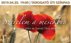 Tárogató (IBS) Színpad - Boldizsár Ildikó és Szervét Tibor estje-Szerelem a mesékben