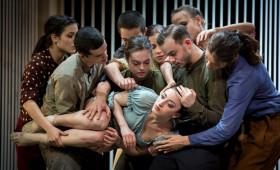 Nemzeti Táncszínház - Három nővér • Budapest Táncszínház