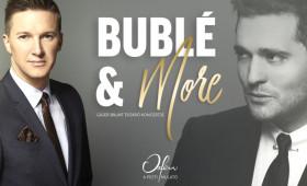 Orfeum Club - Koncert+Tapas tál: Bublé and More – Gájer Bálint koncertje
