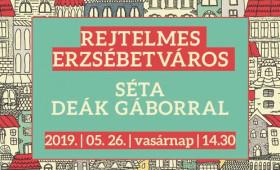 Csányi5 - Rejtelmes Erzsébetváros – Séta Deák Gáborral – az Erzsébetvárosi Zsidó Történeti Tár (Csányi utca 5.