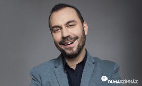 Dumaszínház - Az újrahasznosított férfi - Csenki Attila önálló estje // BEMUTATÓ