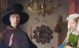 Napfényes Étterem és Rendezvényterem - Szakrális művészettörténet - az Arnolfini házaspár titkai