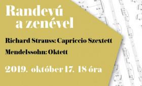 ERöMŰVHÁZ - Randevú a zenével - R. Strauss és Mendelssohn