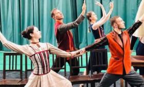 Bethlen Téri Színház - A csodatevő lány - Sopron Balett - Sissi Őszi Tánchét