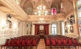 NÁDOR TEREM - CONCERT HALL - Vonós géniuszok a barokkban