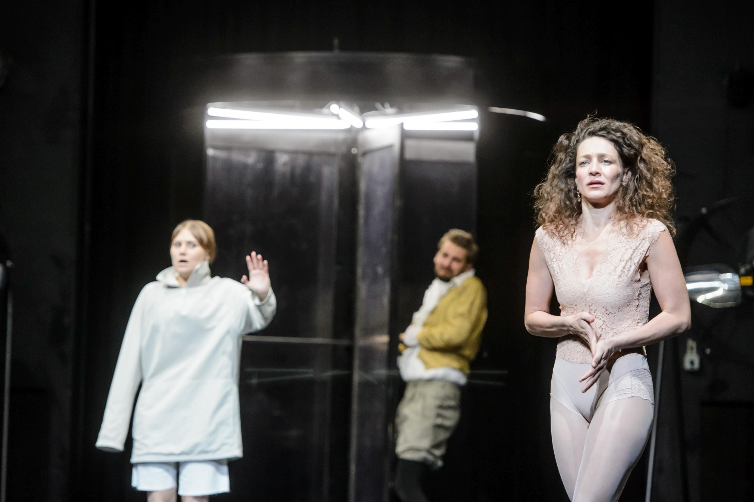 Szkéné Színház - W. Shakespeare: Amit akartok (Vízkereszt) - Zenthe Ferenc Színház/Szkéné