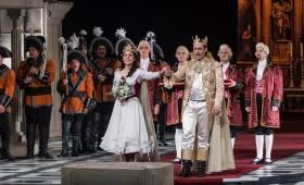 Margitsziget Szabadtéri Színpad - Gioachino Rossini: A sevillai borbély