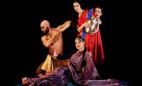 Nemzeti Táncszínház - BEMUTATÓ - AZ ÓCEÁN KINCSEI • Sivasakti Kalánanda Táncszínház