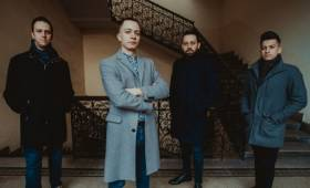 Budapest Music Center - Oláh Krisztián Quartet