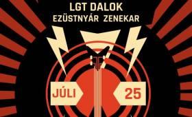 Budai Szabadtéri Színház - LGT DALOK KONCERT - EZÜST NYÁR ZENEKAR