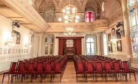NÁDOR TEREM - CONCERT HALL - Vonós géniuszok a barokkban 4.
