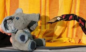 Stúdió K Színház - A kíváncsi kiselefánt