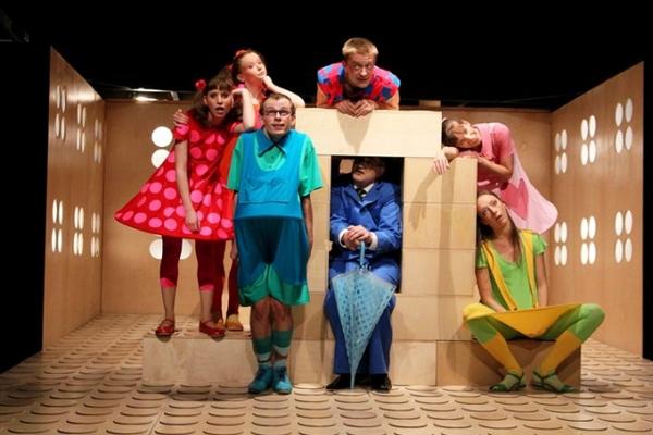 Thália Színház - Pöttyös Panni az iskolában