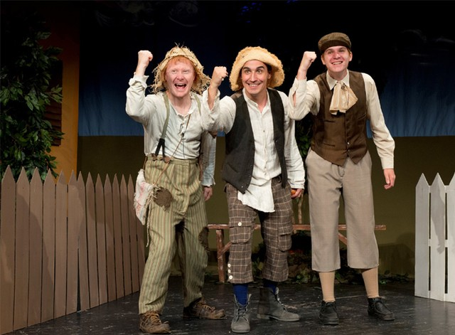 Karinthy Színház - Tom Sawyer kalandjai
