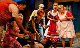 József Attila Színház - Anconai szerelmesek