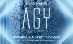 Bűvész Színház - Damien White - AGY