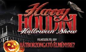 Bűvész Színház - Halloween: Harry Houdin...