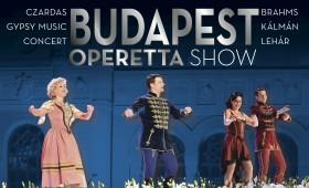 Pesti Vigadó - Budapest Operetta Show