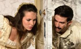 Új Színház - A királylány bajusza