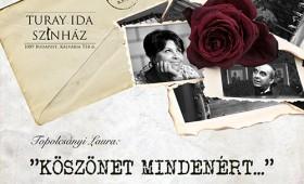 Turay Ida Színház - KÖSZÖNET MINDENÉRT