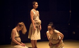 Nemzeti Táncszínház - Hekabé