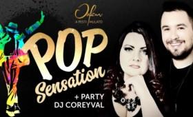Orfeum Club - Pop Sensation