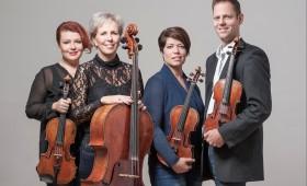 B32 Galéria és Kultúrtér - BDZ Quartet Zenebemutató Koncertje