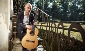 Nádor Terem - Alberto Mesirca gitáres...