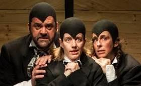 RS9 Színház - Nyolckor a bárkán - családi színházi előadás