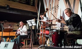 Budapest Music Center - Dresch Quartet