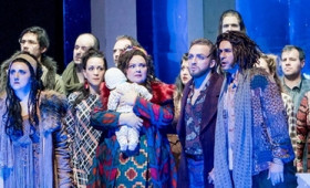 Erkel Színház - Porgy és Bess