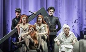 Vígszínház - Egy éj a Paradicsomban