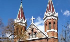 Mazsike Városi Séta - A Városmajor zsidó szemmel indul: a Jézus Szíve-templom elől