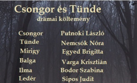 RS9 Színház - Csongor és Tünde