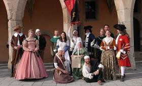 Aranytíz Kultúrház - Történelmi táncklub - tanít a Mare Temporis