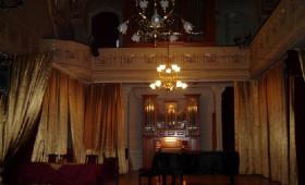 Nádor Terem - Vakok Intézete - Corbin Beisner zongoraestje