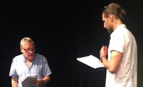 Hungarikum Élményház - C. GUNDLACH - BATANG FELÉ…tragikomédia   Koltai Róberttel és Szirtes Balázzsal