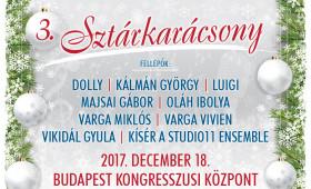 Budapest Kongresszusi Központ - Sztárkarácsony