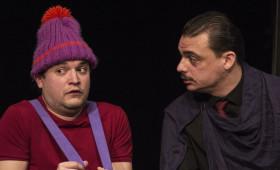 Jurányi Produkciós Közösségi Inkubátorház - DEKK Színház - FÜGE – A POLITIKUSOK LELKI VILÁGA - Miközben rajtuk röhögünk, ők rajtunk röhögnek